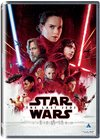 Star Wars: The Last Jedi (DVD) Cover