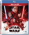 Star Wars: The Last Jedi (3D Blu-ray) Cover