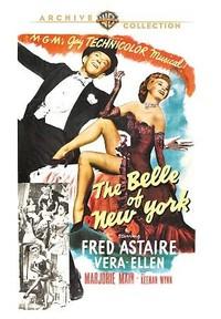 Belle of New York (Region 1 DVD) - Cover