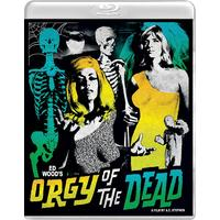 Orgy of the Dead (Region A Blu-ray)