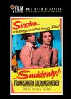 Suddenly (Region 1 DVD)