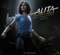 Alita - Battle Angel - Abbie Bernstein (Hardcover) - Cover