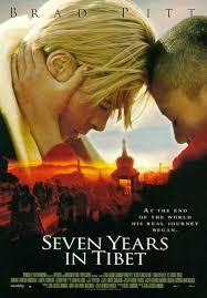 Seven Years In Tibet (DVD) - Cover