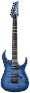Ibanez RGA Standard Series Electric Guitar (Blue Lagoon Burst Flat) - Cover