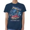 Judas Priest Painkiller Us Tour 91  Mens Navy T-Shirt (Small)