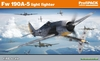 Eduard Kit 1:48 Profipack - Fw 190A-5 Light Fighter (Plastic Model Kit)