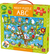 King Puzzle - Giant Kiddy ABC Puzzle (24 Pieces)