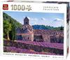 King Puzzle - Landscape - Senanque Monastery France Puzzle (1000 Pieces)