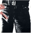 Rolling Stones - Sticky Fingers Canvas
