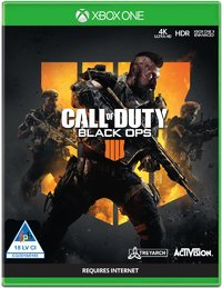 Call of Duty®: Black Ops 4 (Xbox One) - Cover