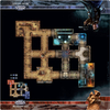 Star Wars: Imperial Assault - Skirmish Map - Mos Eisley Back Alleys (Board Game)