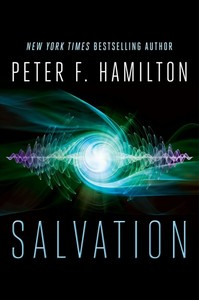 Salvation - Peter F. Hamilton (Hardcover)