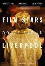 Film Stars Don't Die In Liverpool (Region 1 DVD) - Cover