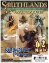ArcKnight - Flat Plastic Miniatures: Southlands (Role Playing Game)
