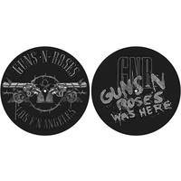 Guns N' Roses - Los F'N Angeles / Was Here (Slipmat Set)