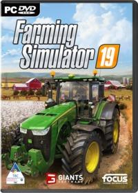 Farming Simulator 19 (PC) - Cover