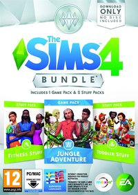 The Sims 4: Bundle Pack 11 (PC) - Cover