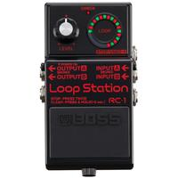 Boss RC-1 Loop Station Effects Pedal (Black)