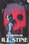 The Wrong Girl - R. L. Stine (Paperback)