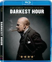 The Darkest Hour (Blu-ray) - Cover