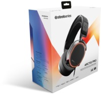 SteelSeries - Arctis Pro Wired Gaming Headset USB + RGB (PC/PS4/Xbox One) - Cover