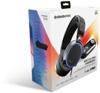 SteelSeries - Arctis Pro + GameDAC Gaming Headset (PC/PS4/Xbox One) - Cover