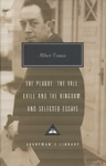 Plague, Fall, Exile and the Kingdom and Selected Essays - Albert Camus (Hardcover)