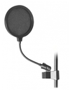 On-Stage ASVS6-B 6 Inch Microphone Pop Filter (Black)