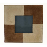 Adesso - Suede Leather Picture Frame