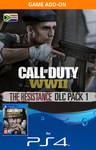 Call of Duty: WWII - The ResistanceExpansion DLC Pack 1 (PS4 Download)