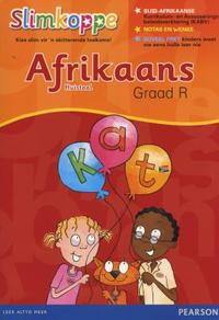 Slimkoppe Afrikaans Caps: Graad R - Robyn Brice (Paperback) - Cover