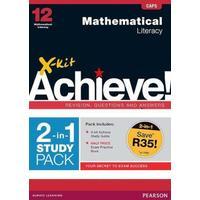 X-Kit Achieve: Mathematical Literacy - Grade 12 (Paperback)