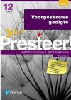 X-Kit Presteer Graad 12 Letterkunde Studiegids: Voorgeskrewe gedigte (Huistaal) - C (Comp.) Janse Van Rensburg (Paperback)