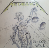 Metallica - And Justice For All (Vinyl) - Cover