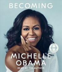 Becoming - Michelle Obama (CD/Spoken Word) - Cover