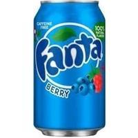 Fanta - Berry (355ml)