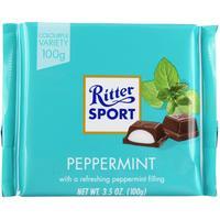 Ritter Sport - Peppermint Chocolate (100g)