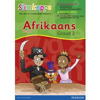 Slimkoppe Graad 3: Afrikaans Caps - M. Faure (Paperback)
