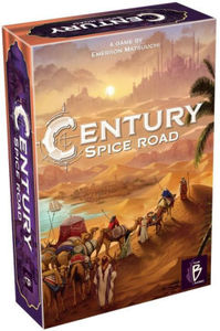 Century: Spice Road (Board Game) - Cover