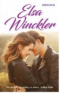 Elsa Winckler Eerste Keur - Elsa Winckler (Paperback) - Cover