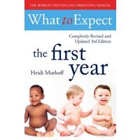 What to Expect the 1st Year [3rd  Edition] - Heidi Murkoff (Paperback)