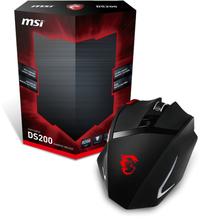 MSI INTERCEPTOR DS200 Ergonomic Gaming Mouse - Cover