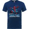 Amazing Spider-man Boys Navy T-Shirt (9 -11 Years)