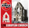 Airfix - 1/76 - European Church (Plastic Model Kit)