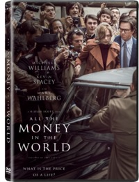 All the Money In the World (DVD) - Cover
