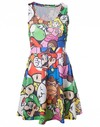 Nintendo - Mario & Friends - Multicolour Dress (Medium)