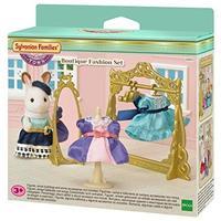 Sylvanian Families - Boutique Fashion Set (Playset) - Cover