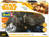 Revell - Star Wars Build & Play Imperial Patrol Speeder (Plastic Model Kit)