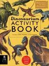 Dinosaurium Activity Book (Paperback)