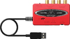 Behringer UCA-222 USB Audio Interface (Red)